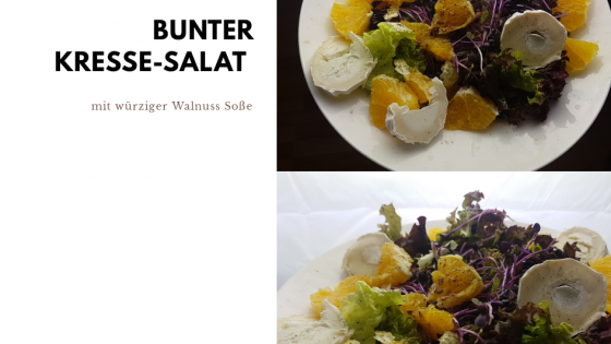 Kresse Salat gesund